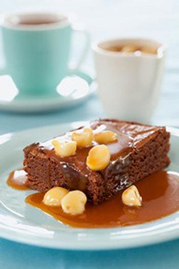 choc-macca-brownie